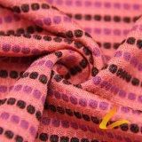 Gestricktes PolyesterSpandex Lycra elastisches Gewebe für Sportkleidung-Eignung (LTT-LJYLZZQW#)