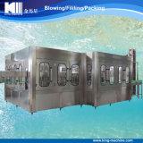 Máquina de rellenar del agua pura automática de alta velocidad con la línea completa