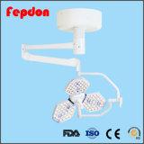 Doppio indicatore luminoso capo della sala operatoria del soffitto (SY02-LED3+5-TV)