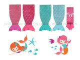 Tiras Imprimir Little Mermaid cobertor