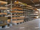Pakhuis en de Gebruikte Opslag die van de Opslag Apparatuur het Industriële Rek van de Cantilever opschorten