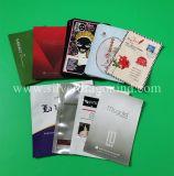 Zoll gedruckter Gesichtsschablonen-Beutel, Qualitäts-niedriger Preis