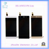 Affichage à cristaux liquides sec initial d'écran tactile de téléphone cellulaire pour l'étalage de Huawei P8 Lite