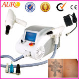 Retiro del tatuaje Portable máquina láser de Nd Yas