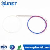 70: 30 divisori di Fbt del tubo dell'acciaio/accoppiatore ottico della fibra senza connettore
