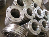 Bride des garnitures de pipe d'acier du carbone DIN