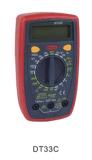 LCD van de digitale Multimeter de Digitale Multimeter van de Palm (DT33 Reeks)