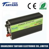 C.C. 12V ao inversor da potência solar da fonte do poder pleno do laço da grade da C.A. 220V