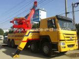 Buon camion di rimorchio Emergency del Wrecker di qualità HOWO 8X4 50ton della Cina