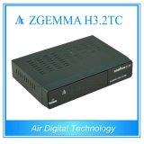 Zgemma H3.2tc最も新しい衛星TVボックスDVB S2 + 2 * DVB T2/C