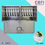 China-Lieferanten-neue Technologie-kommerzieller essbarer Würfel-Eis-Hersteller