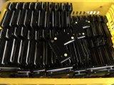 L-Shaped стеклянные штуцеры заплаты шарнира двери