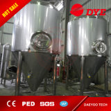 Сделано в ферментере пива проекта нержавеющей стали Китая 1000L коническом