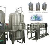 小さいびんの飲料水のための6000bph満ちる装置