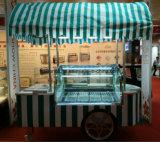 12PCS Gelato Tinas para el carrito de helado italiano