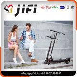 Foldable 2つの車輪の電気蹴りのスクーター、電気自転車