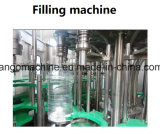 Mineral 3in1 cheio que bebe a linha de enchimento de engarrafamento pura planta da embalagem da água mineral