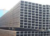 Gi-hohles Kapitel 40X40mm Squre u. rechteckige Form-hohles Stahlkapitel