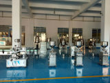 Constructeurs de mise en bouteilles crèmes de machine de remplissage de lotion cosmétique