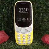 Kleine Doppel-GROSSHANDELSSIM verdoppeln preiswerter alter Mann-ReserveHandy 2.4 im Rollenrand Screeen Telefon für Nokia 3310#