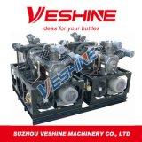 Volledige Automatisch leidt de Gedreven Roterende Compressor van de Lucht van de Schroef