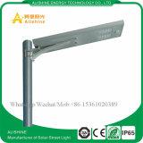 20W impermeabilizan la luz de calle integrada solar ligera solar del LED IP65 LED