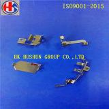 Composants en tôle en laiton avec nickelage (HS-SM-018)