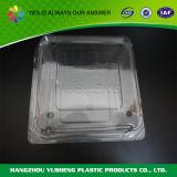 Contenitore libero su ordinazione di bolla della copertura superiore dell'animale domestico con la scheda di carta