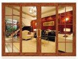 Windows scorrevole di vetro di alluminio e portelli con il prezzo di fabbrica
