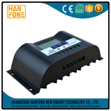 contrôleur solaire de charge du courant de remplissage 20A PWM pour le système d'alimentation (ST3-20)