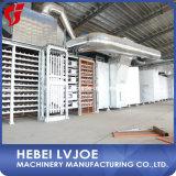 El papel incombustible impermeable hizo frente a la línea de la producción de la tarjeta de yeso del yeso con precio bajo en China