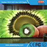 Im Freienmiete gebogene Bildschirmanzeige-Anschlagtafel LED-P4.81