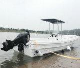 Barco de 26 pés FRP Barco Panga 26 D Barco de pesca Barco Fishman