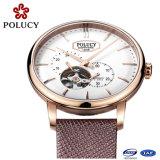 Ver Facotry OEM de lujo de alta calidad relojes esqueleto mecánico automático