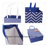 Sac à papier imprimé personnalisé OEM / sac à provisions / sac à provisions / sac de support avec poignée (BG3002)