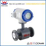 Conçu pour le compteur de débit électromagnétique de mesure de taux de rebut d'écoulement d'eau