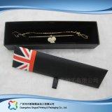 호화스러운 시계 또는 보석 또는 선물 나무로 되는 서류상 전시 포장 상자 (xc-hbj-052)