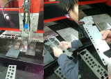 Die große Kohlenstoffstahl-Edelstahl-Faser-Laser-Ausschnitt-Maschine