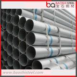Труба конструкции гальванизированная пользой стальная