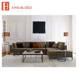 Disegno stabilito dell'ultimo sofà semplice per la mobilia della stanza di seduta