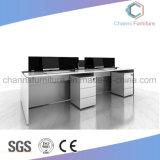 현대 가구 사무실 책상 컴퓨터 테이블 나무로 되는 워크 스테이션