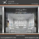 Exibição de exibição de jóias de luxo para loja Shopping Mall