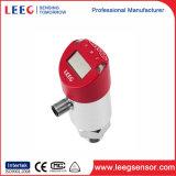 4 20mA sensor de presión con salida del interruptor para sistema hidráulico