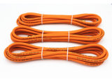 """De oranje 1/4 """" Slang van het Gas van het Propaan van de Duim Flexibele, de Flexibele Slang van het Gas"""