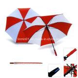 صنع وفقا لطلب الزّبون دليل استخدام ظلام مفتوحة - اللون الأزرق 3 مظلة [فولدبل]