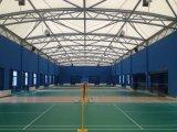 Estructura de membrana prefabricada para el blanqueador, estadio, deportes, techo del patio