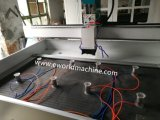 De horizontale CNC Scherpende Machine van het Glas voor het Glas van de Vorm