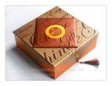 Fabricante de la caja de papel personalizados de lujo