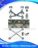 Hardware di legno del portello di granaio dell'acciaio inossidabile