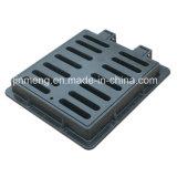 D400 SMC Composite Water Grate con Hinge e Lock